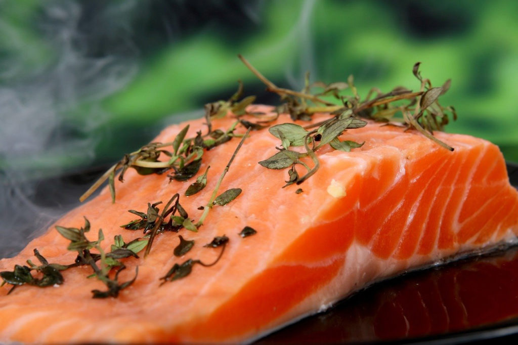 Fisch und Lachs bei Osteoporose Ernährungsmedizin